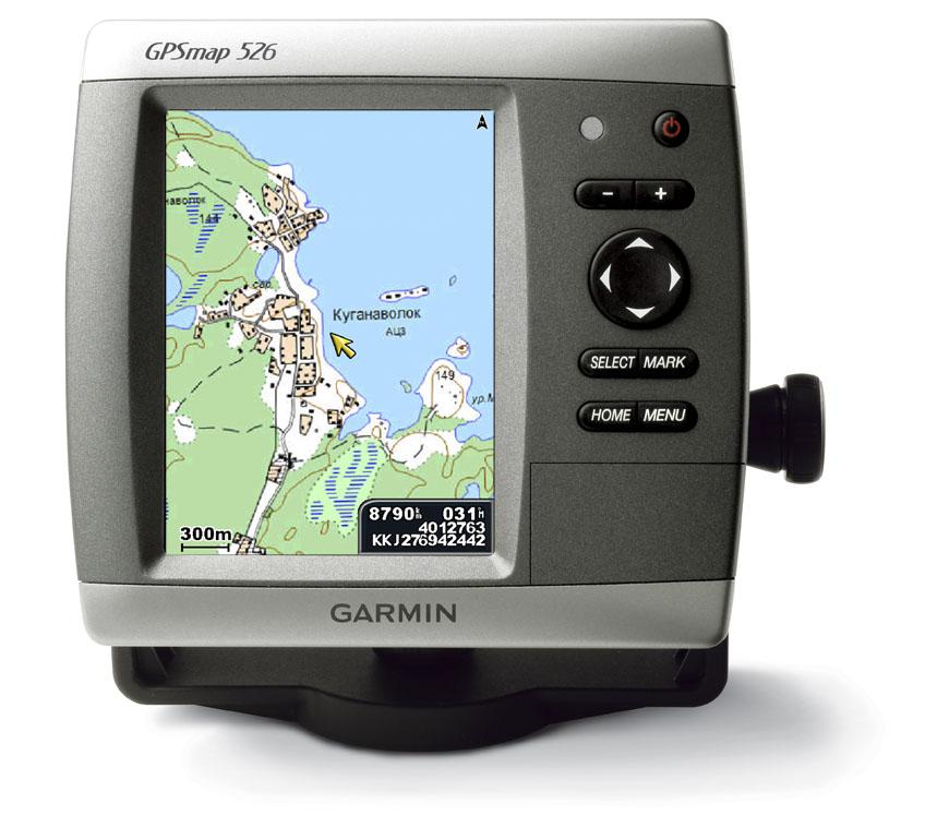 GPSMAP 526s